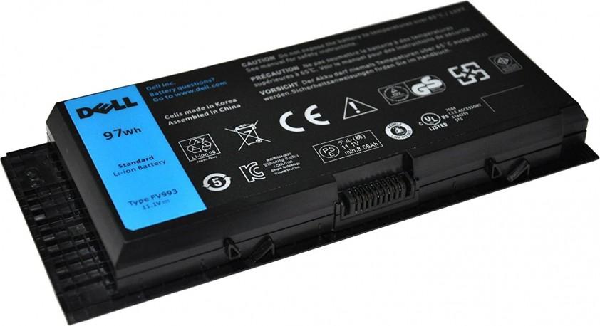 Батарея для ноутбука Dell FV993 451-11744 97KRM 9GP08 FVWT4 RTKDH TN1K5