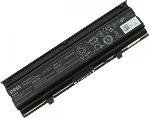 Батарея для ноутбука Dell M4RNN 312-1231 KG9KY W4FYY TKV2V