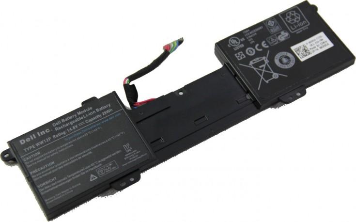 Батарея для ноутбука Dell WW12P 9YXN1 TR2F1