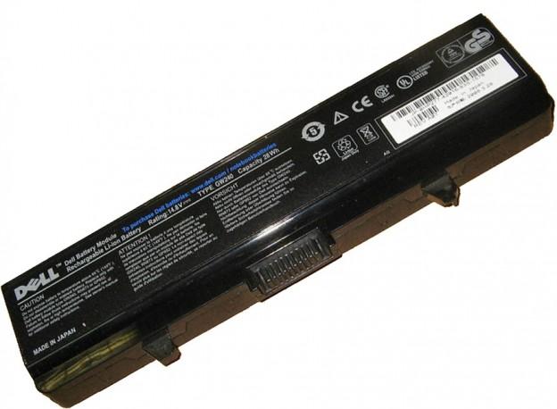 Батарея для ноутбука Dell 312-0625,GP952,GW240,HP277,HP287,HP297,J414N,K450N,M911G,P505M,PP29L,RN873,RU586,RW240,WK371,X284G