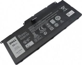 Батарея для ноутбука Dell F7HVR,T2T3J,89JW7,451-BBEN,451-BBEO,451-BBE0