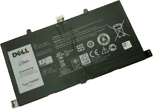 Батарея для ноутбука Dell 7WMM7,D1R74,DL011301-PLP22G01,CFC6C,CP305193L1