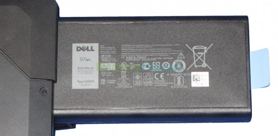 Батарея для ноутбука Dell 451-12187,451-12188,453-BBBD,453-BBBE,4XKN5,DKNKD,X8VWF,XN4KN,XRJDF,YGV51
