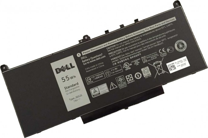Батарея для ноутбука Dell J6OJ5