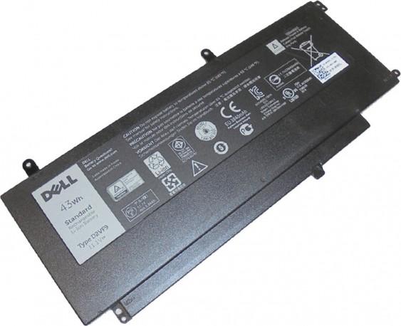 Батарея для ноутбука Dell D2VF9,0PXR51,PXR51